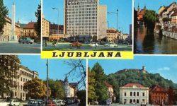 Ljubljana, 1970