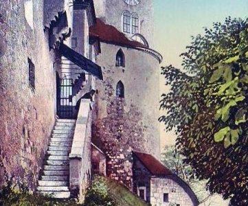 Ljubljanski grad - stolp