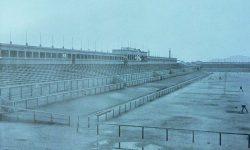 Zahodna tribuna stadiona