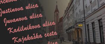Zgodovina uličnih imen