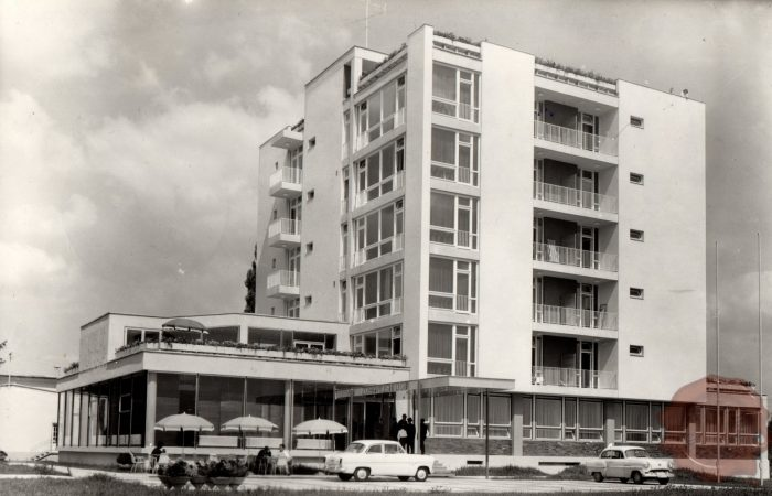 Radenci, hotel