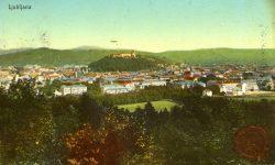Ljubljana_Rožnik_Grad_1910