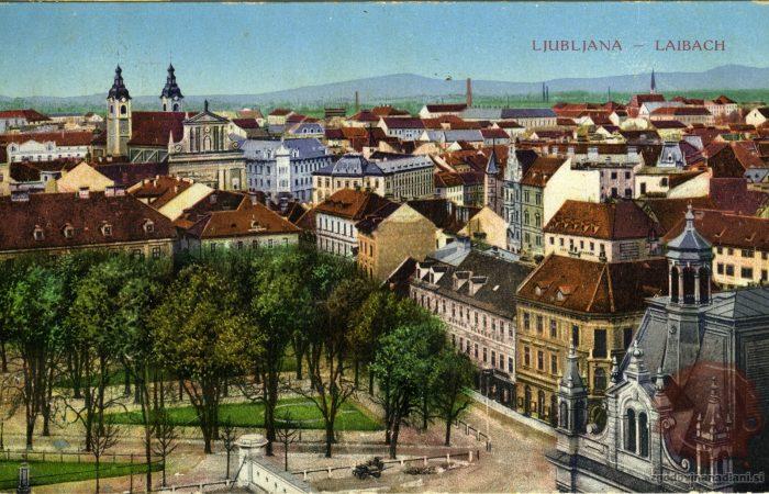 Kongresni trg v Ljubljani