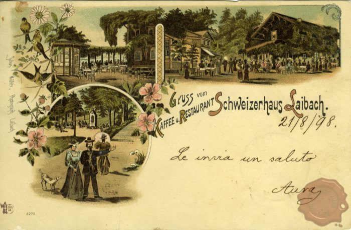 Švicarija v Tivoliju