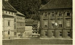 Turjaški_trg_Novi_trg_Grad_Ljubljana_1929