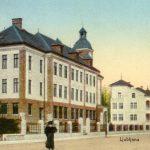108-1_Ljubljana_Licej_Mladika_Bleiweisova_cesta_Prešernova_cesta_1910