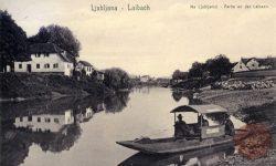 Ljubljana_Ljubljanica_1908
