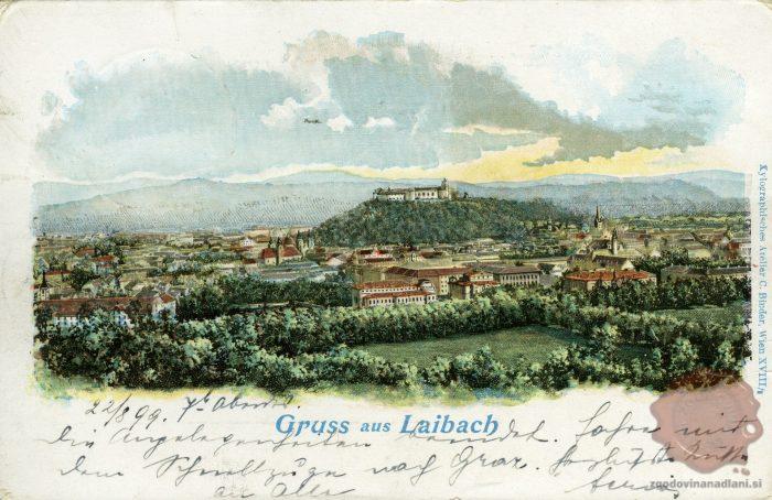 Pogled iz Tivolija