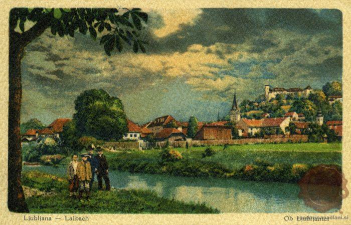 Ob Ljubljanici
