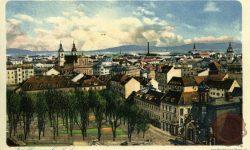Ljubljana_Kongresni_trg_Franciskanska_cerkev_Stolnica