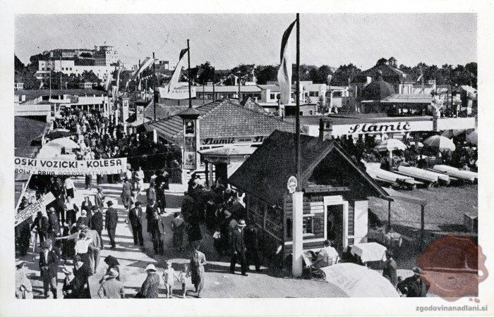 Ljubljanski velesejem leta 1939