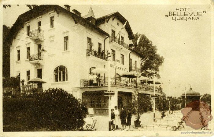 Hotel Bellevue Ljubljana