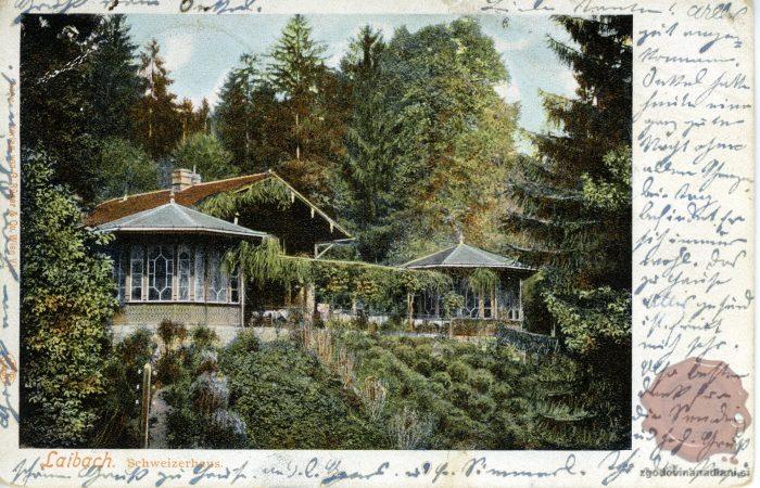 Švicarija – Schweizerhaus