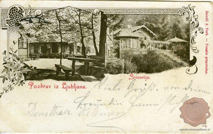 Ljubljanska Švicarija