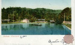 Tivolski ribnik (Tivolski bajer)
