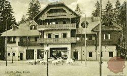Švicarija času Kraljevine Jugoslavije