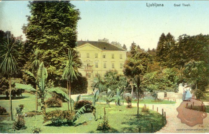 Grad Tivoli (grad Podturn)