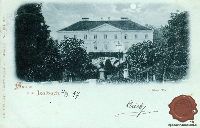 Grad Tivoli – Schloss Tivoli