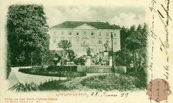 Ljubljanski grad Tivoli