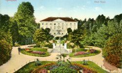 Tivolski grad v parku Tivoli
