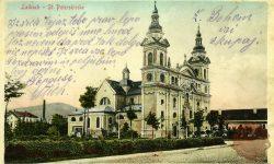 Ljubljanska cerkev Sv.Petra