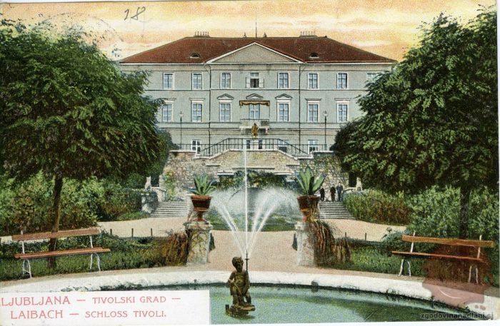 Tivolski grad (Schloss Tivoli)