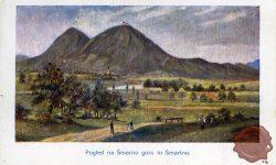 Šmarna gora in Grmada