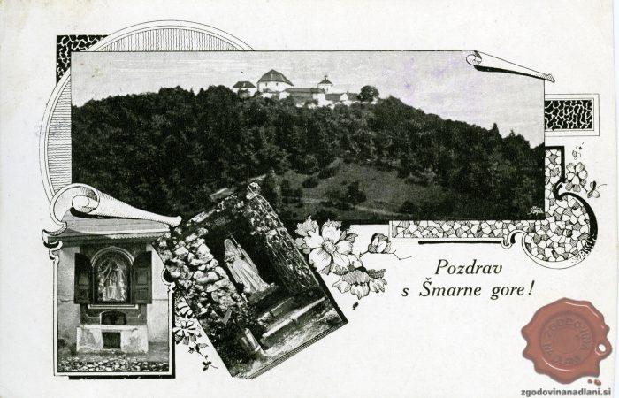 Šmarna gora in romarska cerkev