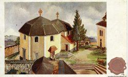 Cerkev na Šmarni gori