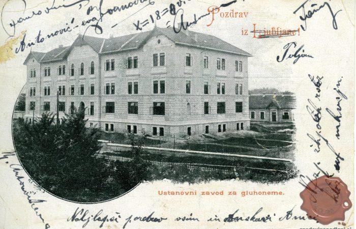Ustanovni zavod za gluhoneme Poljane