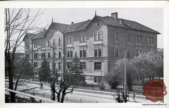 Državna gluhonemnica v Ljubljani