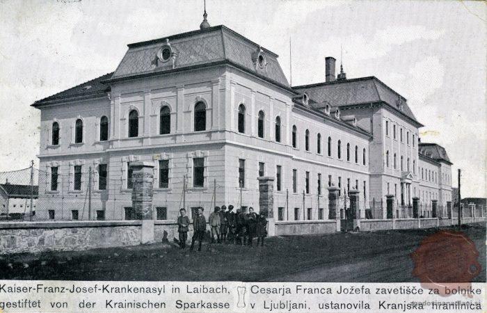 Zavetišče za bolnike Franca Jožefa