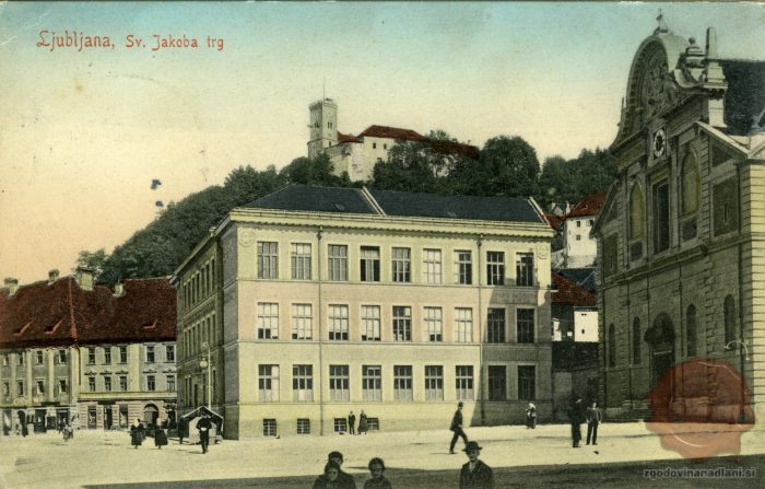 Trg sv. Jakoba