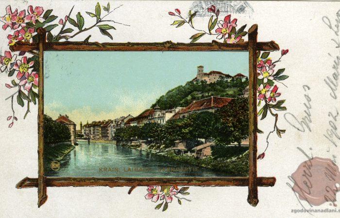 Nabrežje Ljubljanice