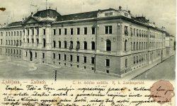 Ljubljanska sodna palača
