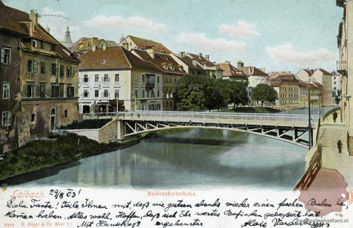 Hradeckega most