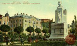 33-1_spomenik_franca_jožefa_ljubljana_miklošičev_park_sodnijski_trg_ljubljanski_grad_1911