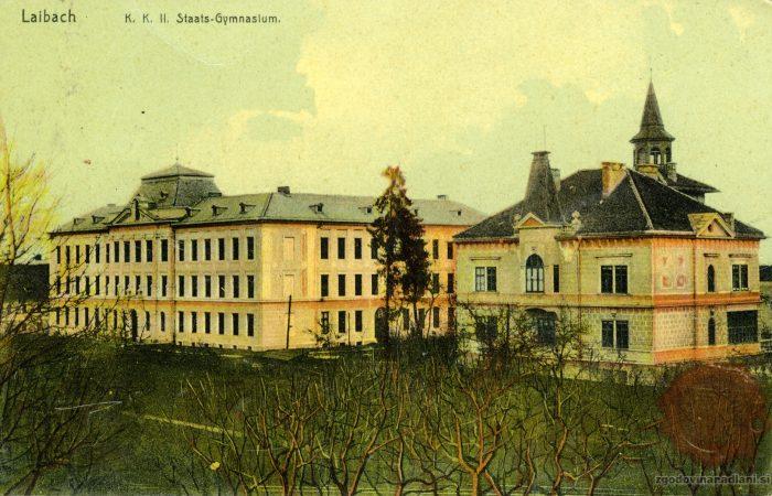Druga državna gimnazija v Ljubljani