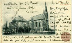 Ljubljanska cerkev Srca Jezusovega
