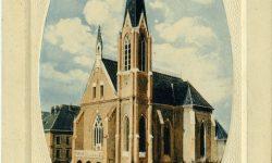 Neogotska cerkev Srca Jezusovega