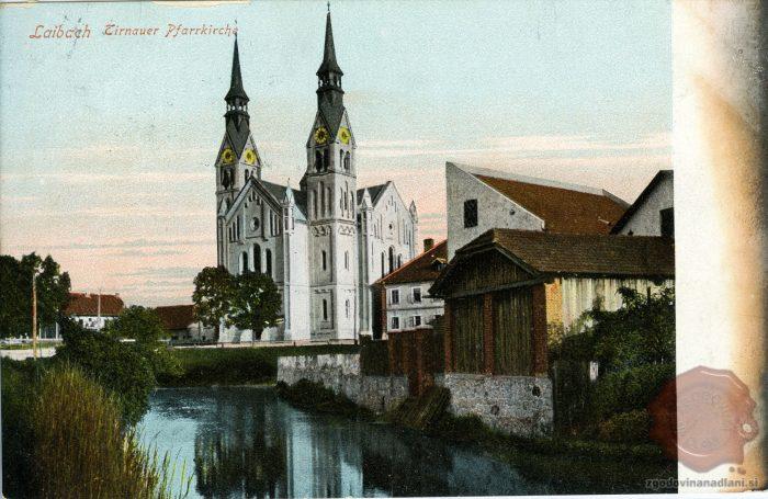 Cerkev sv. Janeza Krstnika v Ljubljani