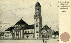 Cerkev svetega Jožefa v Ljubljani