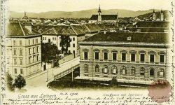 Državni zbor na Tomšičevi ulici