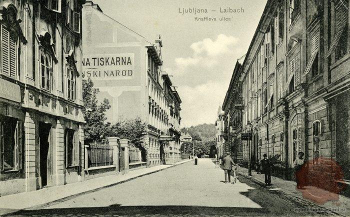 Knafflova ulica