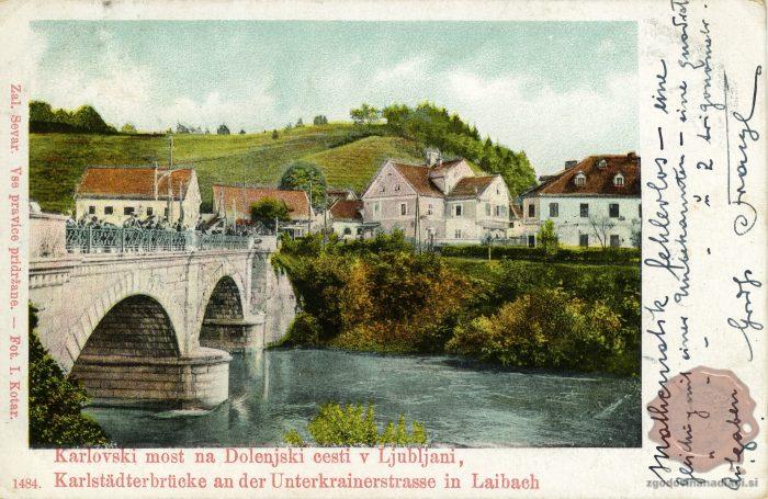 Stari Karlovški most