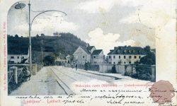 Dolenjska cesta v Ljubljani