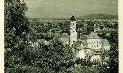 Cerkev sv. Jožefa in Poljane
