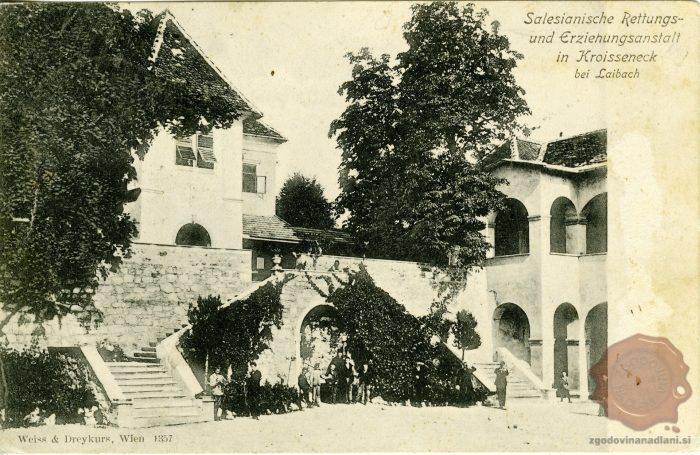 Dvorec Rakovnik