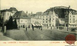 marijin_trg_gostilna_pri_bučarji_ljubljanski_grad_špitalska_ulica_stritarjeva_ljubljana_1895-1904
