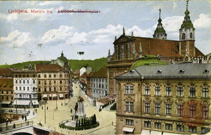 Osrednji ljubljanski trg